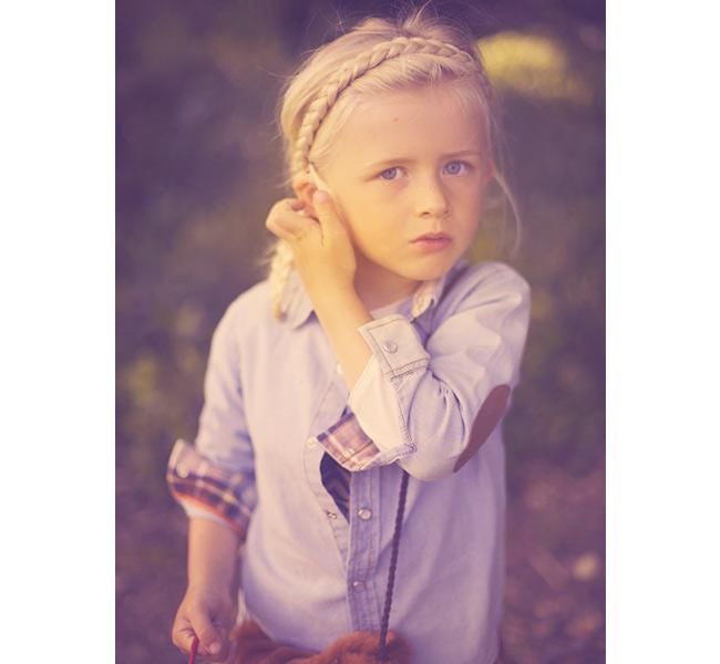 Photographie – Univers mode enfant-